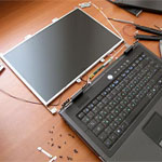 Ремонт/Замена матрицы ноутбука