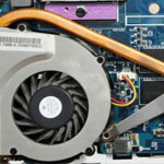 Ремонт/Замена системы охлаждения ноутбука