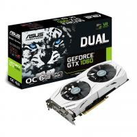 Видеокарта ASUS GeForce GTX1060 6144Mb DUAL OC